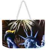 Fires Of Liberty Weekender Tote Bag