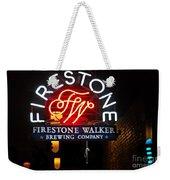 Firestone Walker Brewing Company Weekender Tote Bag