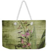 Fireweed - Featured In 'comfortable Art' Group Weekender Tote Bag
