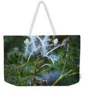 Fireweed Flame Out But Spreading Weekender Tote Bag