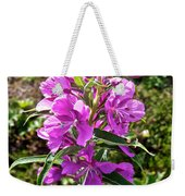 Fireweed In Katmai National Preserve-ak- Weekender Tote Bag