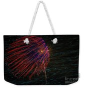 Fireworks 070414.222 Weekender Tote Bag