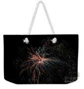 Fireworks 15 Weekender Tote Bag
