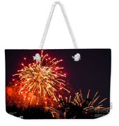 Fireworks 2014  4 Weekender Tote Bag
