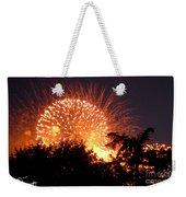 Fireworks 2014  5 Weekender Tote Bag