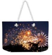 Fireworks 2014  7 Weekender Tote Bag