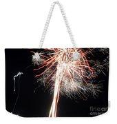 Fireworks 45 Weekender Tote Bag