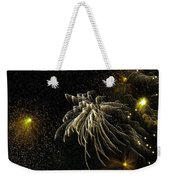Fireworks As I See Them  Weekender Tote Bag by F Leblanc
