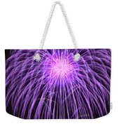 Fireworks At Night 2 Weekender Tote Bag
