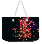 Fireworks At Night 4 Weekender Tote Bag