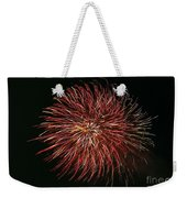 Fireworks At Night 5 Weekender Tote Bag