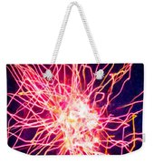 Fireworks At Night 6 Weekender Tote Bag
