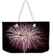 Fireworks Bursts Colors And Shapes 7 Weekender Tote Bag