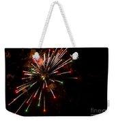Fireworks2 Weekender Tote Bag