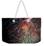 Fireworks6504 Weekender Tote Bag