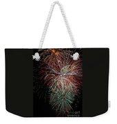 Fireworks6506 Weekender Tote Bag