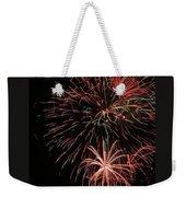 Fireworks6525 Weekender Tote Bag