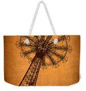 Firey Inspiration Weekender Tote Bag by Evelina Kremsdorf