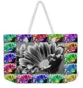 Firmenish Bicolor In All Shades Weekender Tote Bag