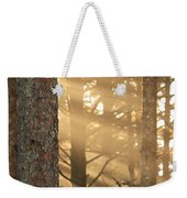 Firs On Fire Weekender Tote Bag