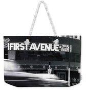 First Avenue Weekender Tote Bag