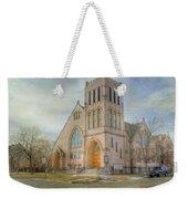 First Avenue Presbyterian Church  Weekender Tote Bag