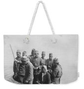 First Balkan-turkish War Weekender Tote Bag