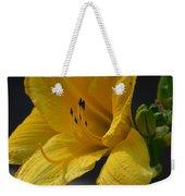 First Bloom - Lily Weekender Tote Bag