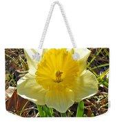 First Bloom Weekender Tote Bag