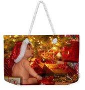 First Christmas Weekender Tote Bag