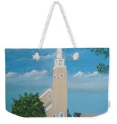 First Congregational Church Weekender Tote Bag