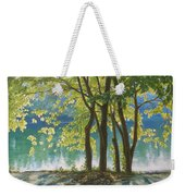 First Day Of Autumn Weekender Tote Bag