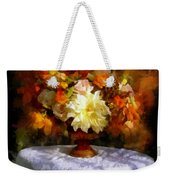 First Day Of Autumn - Still Life Weekender Tote Bag