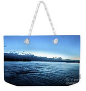 First Ferry Home Weekender Tote Bag