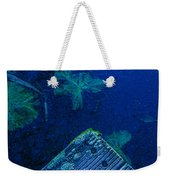 First Frost-1 Weekender Tote Bag