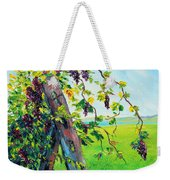 First Fruits Weekender Tote Bag by Meaghan Troup