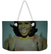First Lady Weekender Tote Bag
