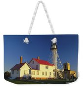 First Light At Whitefish Point Weekender Tote Bag