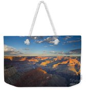 First Light On The Colorado Weekender Tote Bag