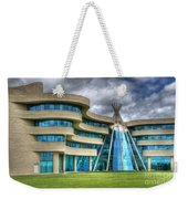 First Nations University Of Canada Weekender Tote Bag