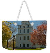 First Parish Church  Weekender Tote Bag
