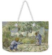 First Steps Van Gogh Weekender Tote Bag