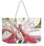 First Thoughts Of Spring Weekender Tote Bag