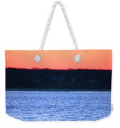 First To Sea Weekender Tote Bag