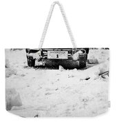 First To The Bottom Weekender Tote Bag