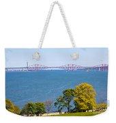 Firth Of Forth Weekender Tote Bag