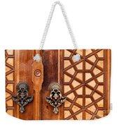 Firuz Aga Mosque Door 01 Weekender Tote Bag