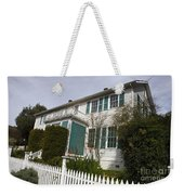 Fischer-hanlon House Benicia California Weekender Tote Bag