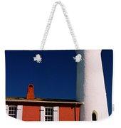 Fisgard Lighthouse Weekender Tote Bag