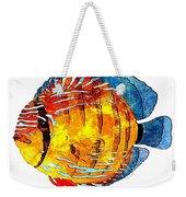 Fish 502-11-13 Marucii Weekender Tote Bag